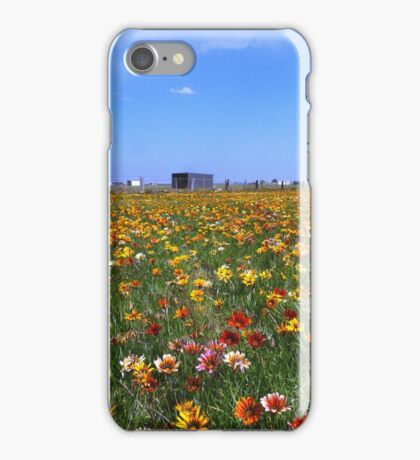 Flowerscape iPhone Case/Skin