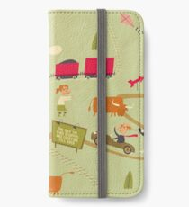 The Windy 'Hood iPhone Wallet/Case/Skin