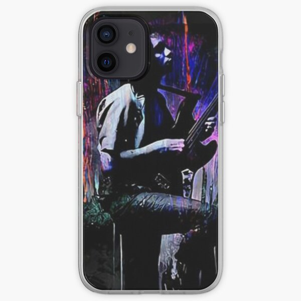 Jaco Bass Player Music iPhone Soft Case