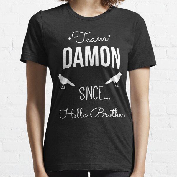 Damon Brother T-shirt essentiel