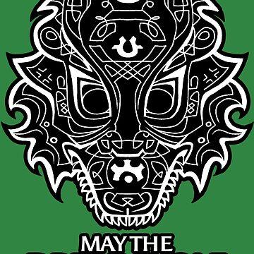 Dread Wolf Take Me by geeky-jez