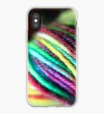 Yarn Skein 1 iPhone Case