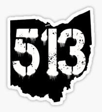 513 Sticker