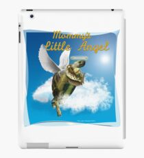 Tortoise - Mommy's Little Angel iPad Case/Skin