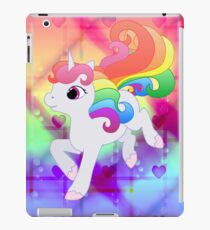Vinilo o funda para iPad Cute Baby Rainbow Unicorn