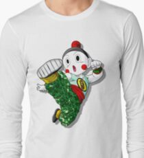 Chiaotzu Bape Long Sleeve T-Shirt