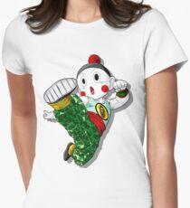 Chiaotzu Bape Women's Fitted T-Shirt