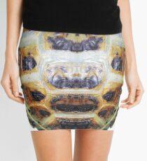 Tortoise Shell - Carapace Mini Skirt