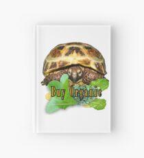Tortoise - Buy Organic Hardcover Journal