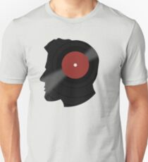 Vinyl Records Lover - The DJ - Vinylized Man Unisex T-Shirt