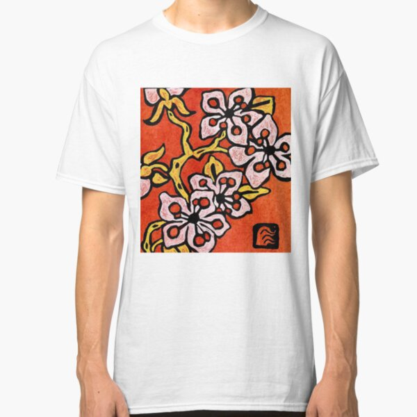 blossom detail Classic T-Shirt