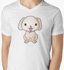 Cute Puppy Vector Drawing T-Shirt