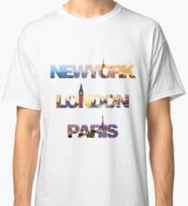 skylines Classic T-Shirt