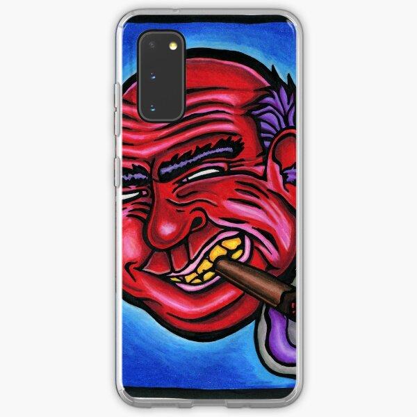 Frank Samsung Galaxy Soft Case