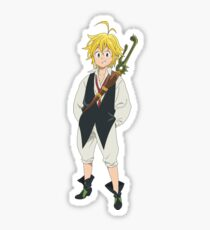 Meliodas (Anime: Seven Deadly Sins) Sticker