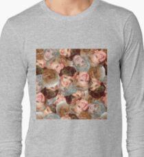 Golden Girls Toss Long Sleeve T-Shirt