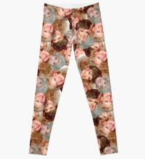 Golden Girls Toss Leggings