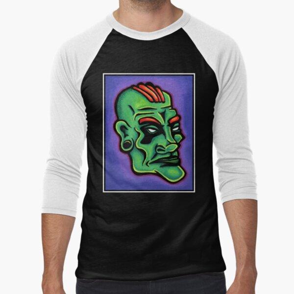 Dwayne Baseball ¾ Sleeve T-Shirt