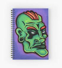 Dwayne Spiral Notebook