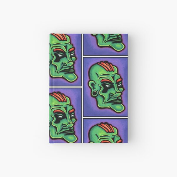 Dwayne Hardcover Journal