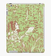 Ceres and Calypso in the deep time iPad Case/Skin