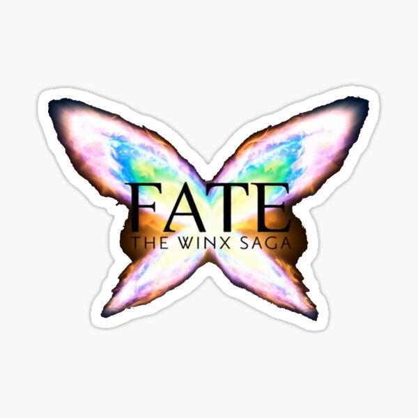 Fate the winx saga sticker Sticker
