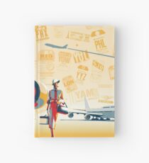 come fly with me Hardcover Journal