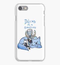 Smite - Delicate as a snowflake (Chibi) iPhone Case/Skin