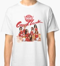 AOA Good Luck Classic T-Shirt