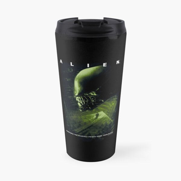 Sometimes The Scaries Thing Come From Within Travel Mug