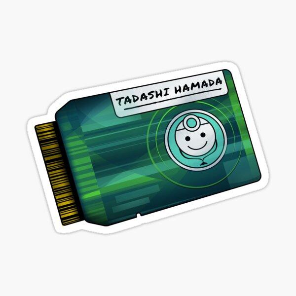 Green Chip Sticker