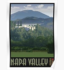 Napa Valley - Sterling Vineyards II Poster