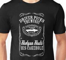 Driver Pick The Music  Unisex T-Shirt