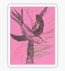 soaring Sticker