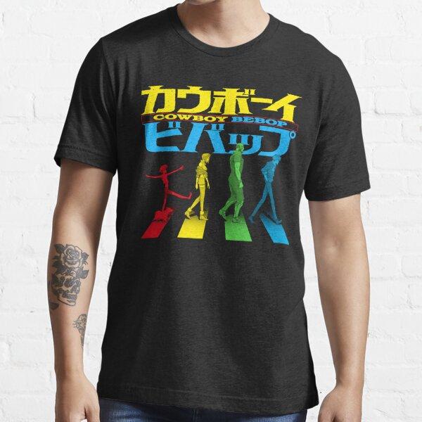 Kaubōi Bibappu ( カウボーイビバップ ) Essential T-Shirt
