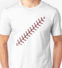 Baseball Lace Background 2 Unisex T-Shirt