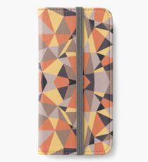 Abstract pattern 10 iPhone Wallet