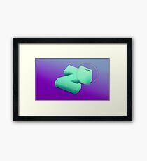 Zoom Framed Print