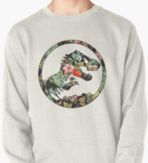 Jurassic Floral 2 | The Lost Design Pullover