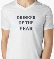 Drinker Of The Year  Men's V-Neck T-Shirt