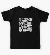 playtime (b&w) 2 Kids Clothes