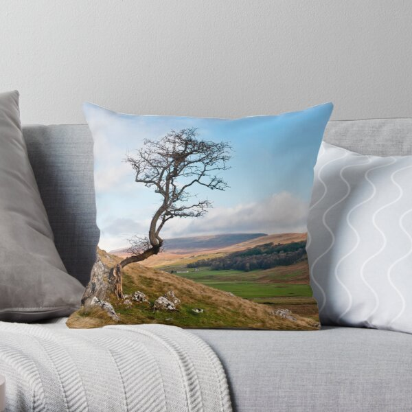 Kingsdale  Throw Pillow