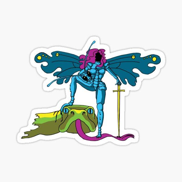 A Midsummer Night's Dream Faerie Protector Sticker