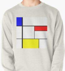A Mondrian Moment Pullover