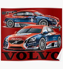 Volvo BBTC Poster