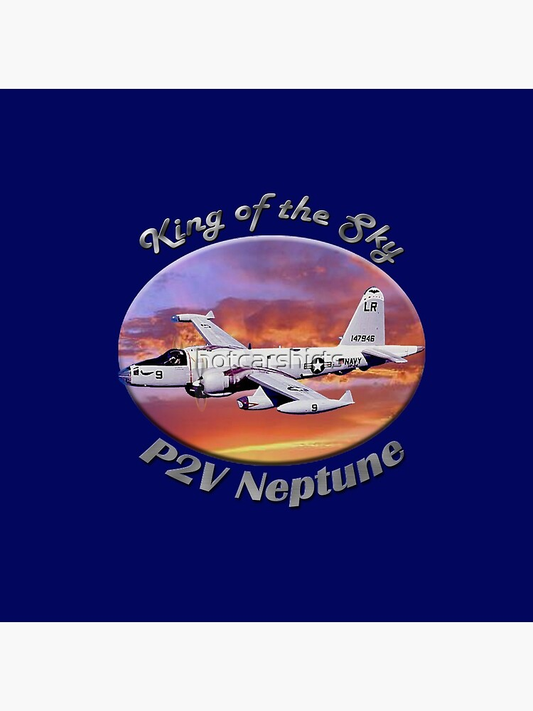P2V Neptune King Of The Sky by hotcarshirts
