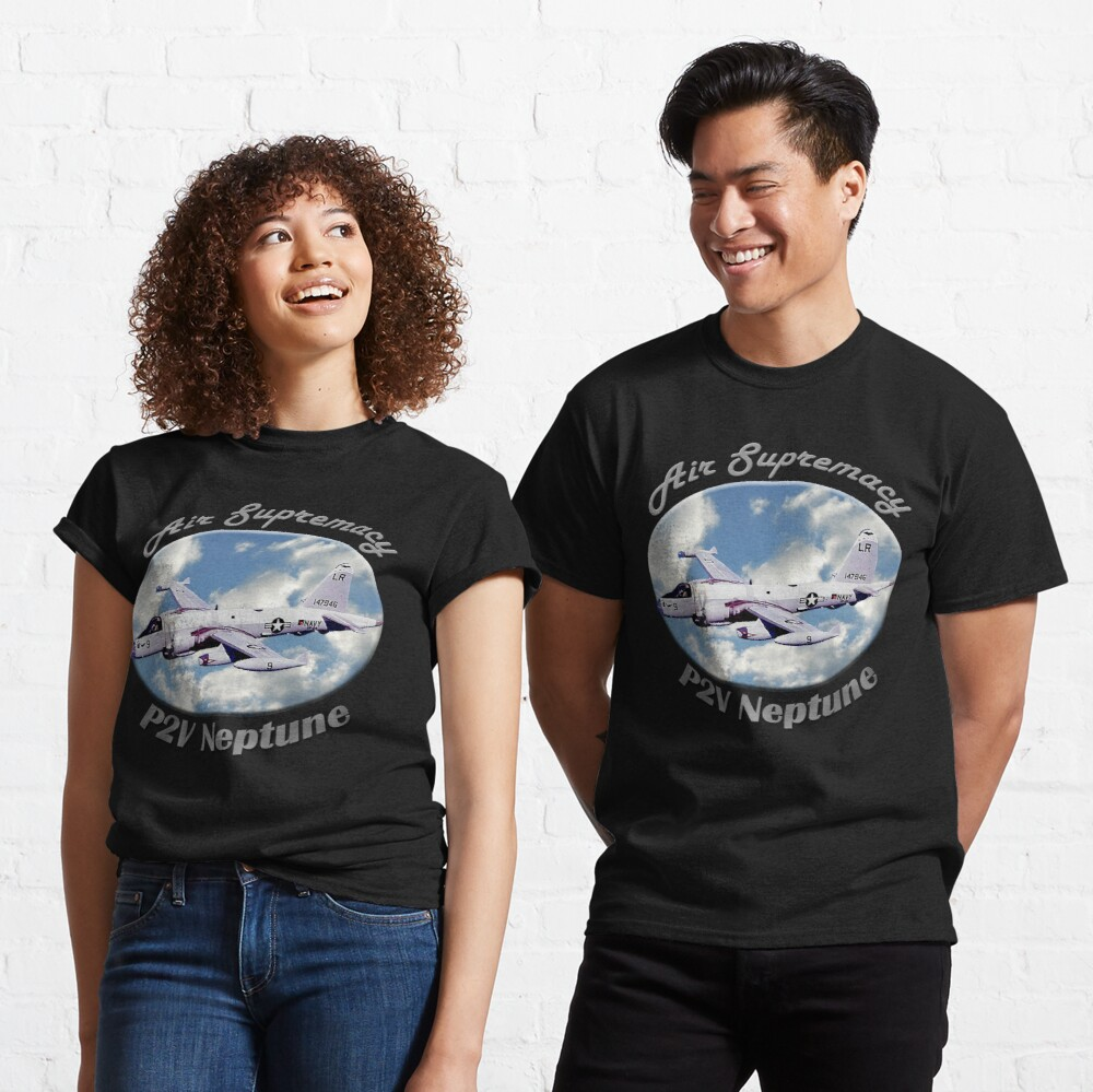 P2V Neptune Air Supremacy Classic T-Shirt