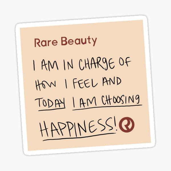 Je suis en charge de ce que je ressens et aujourd'hui je choisis le bonheur - Selena Gomez Sticker