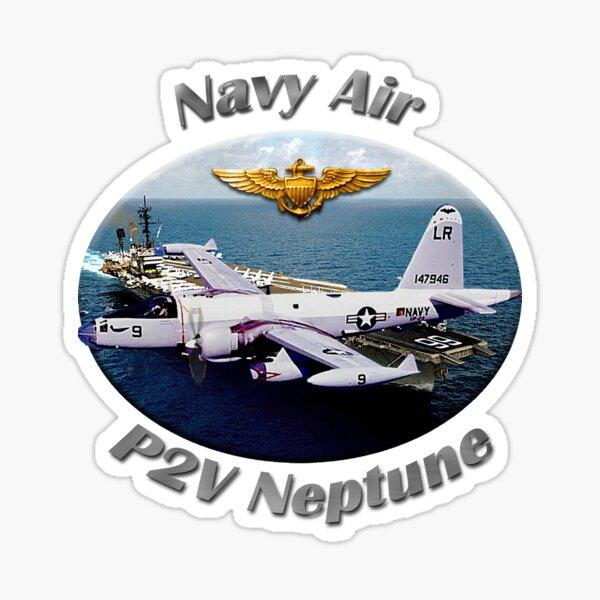 P2V Neptune Navy Air Sticker