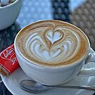 Love Coffee, I really love my cup of coffee... who else? by Remo Kurka
